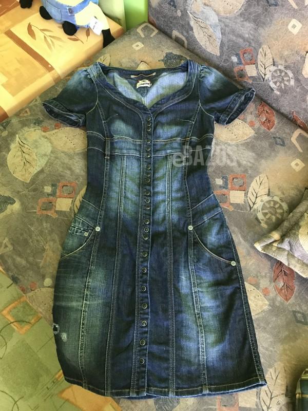 0f25b6d0fb Oblečenie predaj   ponuka Nové Zámky Riflové šaty Hilfiger