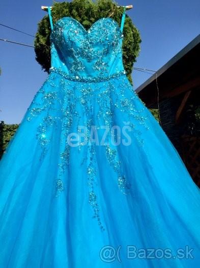 Oblečenie predaj   ponuka Rimavská Sobota Luxusné spoločenské šaty ... 007fd190807