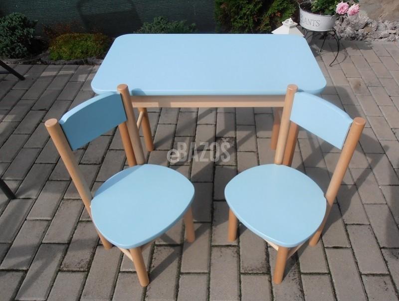 c2c34ddab6e1 Deti predaj   ponuka Tvrdošín Detský stolík +2.stoličky