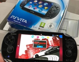 sony PS VITA wifi + need for speed