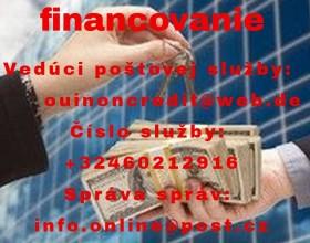 3327a42fdf Otevřená nabídka úvěrů pro všechny vaše finanční potřeby (+32460212916)