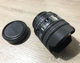 Nikon 16 mm Fisheye