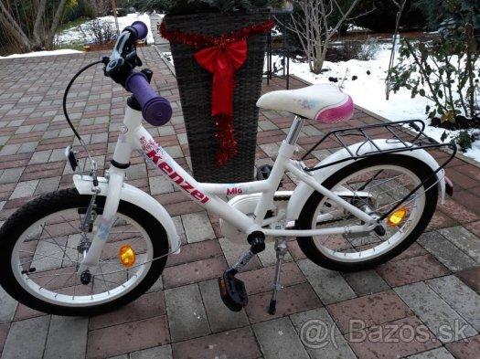 a1a4df77d28b7 Deti predaj / ponuka Šaľa Detský bicykel Kenzel Mia